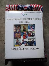 PARALYMPIC WINTER GAMES1976--2006