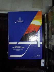 SOUTH AMERICA PILOT VOLUME I  2008
