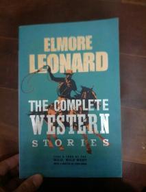 英文原版 ELMORE LEONARD THE COMPLETE WESTERN STORIES