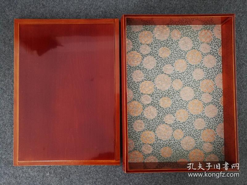 日本传统工艺 飞騨春庆涂  餐箱 茶箱 文房器