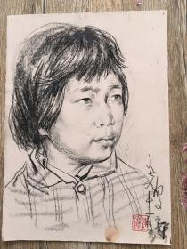 陈子贵素描352
