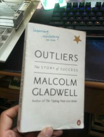 英文原版----OUTLIES THE STORY OF SUCCESS MALGOLM GLADWELL