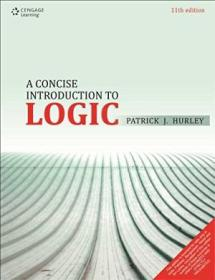 Concise Introduction To Logic 11th Edition