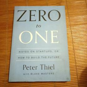 Zero to One:Notes on Startups, or How to Build the Future 【国内印刷】