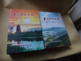 中国对联集成湖北卷--阳新分卷 第一,二两卷 精装厚册