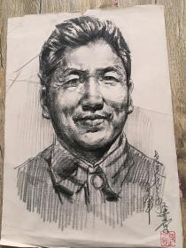 陈子贵素描356