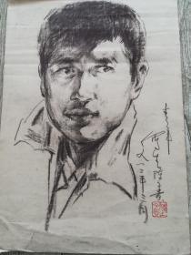 陈子贵素描359