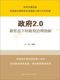 政府2.0-新常态下的政府治理创新