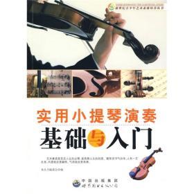 实用小提琴演奏基础与入门