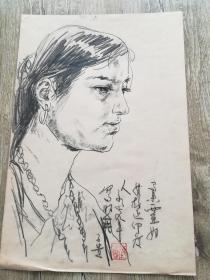 陈子贵素描361