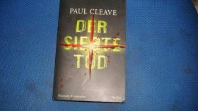 Der siebte Tod2 apr. 2 007 di Paul Cleave