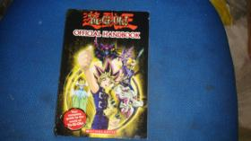 YuGiOh!OfficialHan dbook1 set. 2016 diTracey West