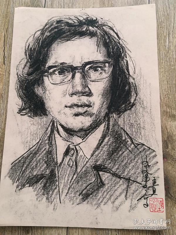 陈子贵素描367