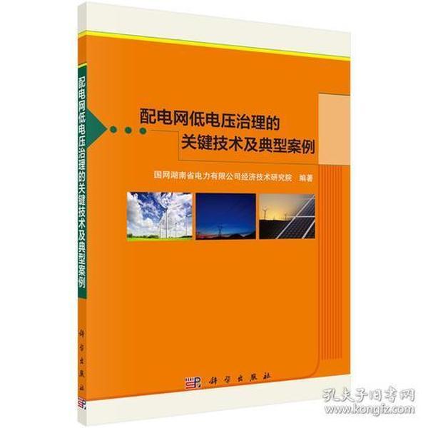 配电网低电压治理的关键技术及典型案例