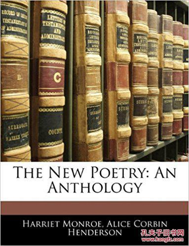 The New Poetry: An Anthology 著名英诗选本