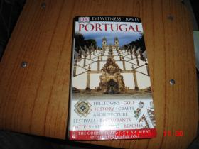 DK Eyewitness Travel Guide: Portugal 目击者旅游指南:葡萄牙
