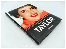 伊丽莎白·泰勒 Elizabeth Taylor 影屏映像 英文原版