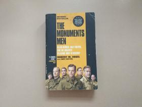 THE MONUMENTS MEN:Allied Heroes, Nazi Thieves, and the Greatest Treasure Hunt in History 古迹卫士:盟军英雄,纳粹的小偷,和最大的寻宝史(32开)详细如图