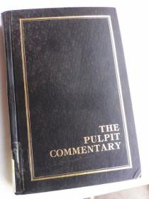 The Pulpit Commentary    ( Volume XII)   英文原版精装   仅存第12册