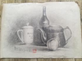 陈子贵素描358