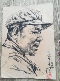 陈子贵素描362