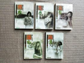 日本不伦夫人系列(1/2/3/5/6  五册合售)【浪漫 衰愁 背叛 迷乱 失乐】