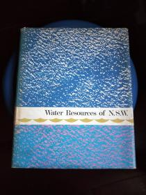 Water Resources of N.S.W.(精装有书衣)