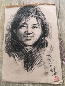 陈子贵素描372