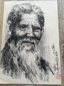 陈子贵素描373