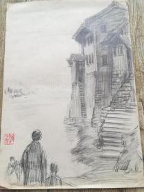 陈子贵素描375