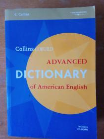 collins cobuild advaanced dictionaryof american english