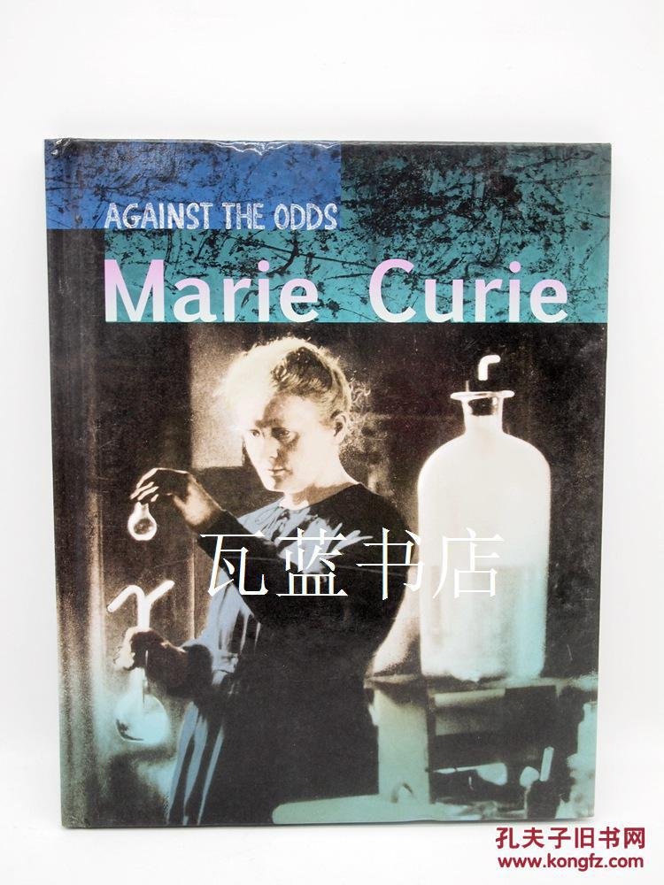 玛丽·居里传记自传Marie Curie:Against the Odds Biographies