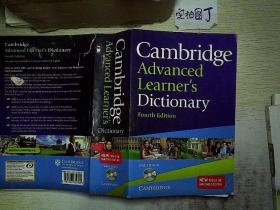 Cambridge Advanced Learners Dictionary with CD-ROM 无光盘