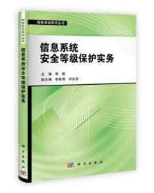 信息安全技术丛书:信息系统安全等级保护实务