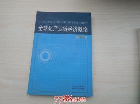 全球化产业链经济概论(全新正版)