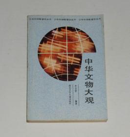 中华文物大观  1992年