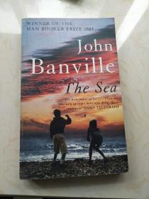 英文原版 约翰·班维尔 《海》The Sea (Vintage International)John Banville