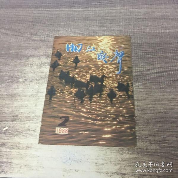 湘江歌声1988年第2期