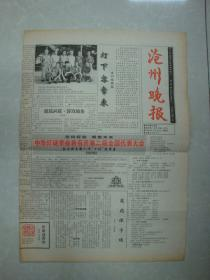 《沧州晚报-灯谜周刊》