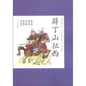 薛丁山征西 中国古典小说 青少版 17
