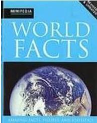正版二手!World Facts (Minipedia)9781405447652