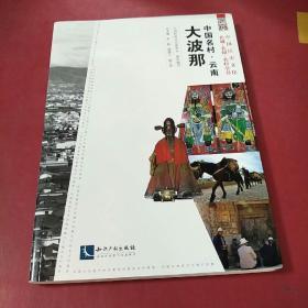中国民间文化遗产抢救工程·中国历史文化名城·名镇·名村全书:中国名村·云南大波那