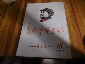文化革命通讯【第15期】