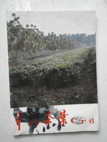 中国茶叶1986年第6期