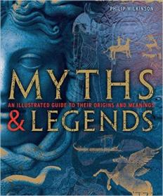 DK出版的世界神话与传说 Myths and Legends 英文原版