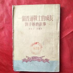 一个普通战士的成长      刘子林的故事