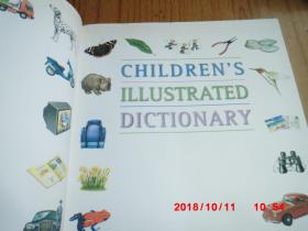 CHILDRENS LLLUSTRATER DICTIONARY