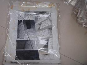 7   90年代出版过的名家动漫原稿《铁拳》27张 长47厘米宽36厘米 看详图微信