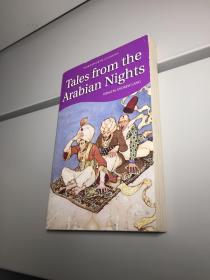 【英文版】TALES FROM THE ARABIAN NIGHTS 9品++++ 自然旧 实图拍摄 收藏佳品