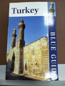 正版二手!Blue Guide Turkey - Special Reprint Edition9780713649994
